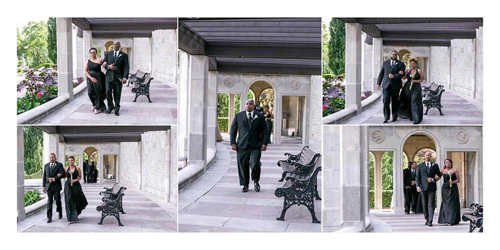 Niagara Falls Wedding Ebonie and Michael