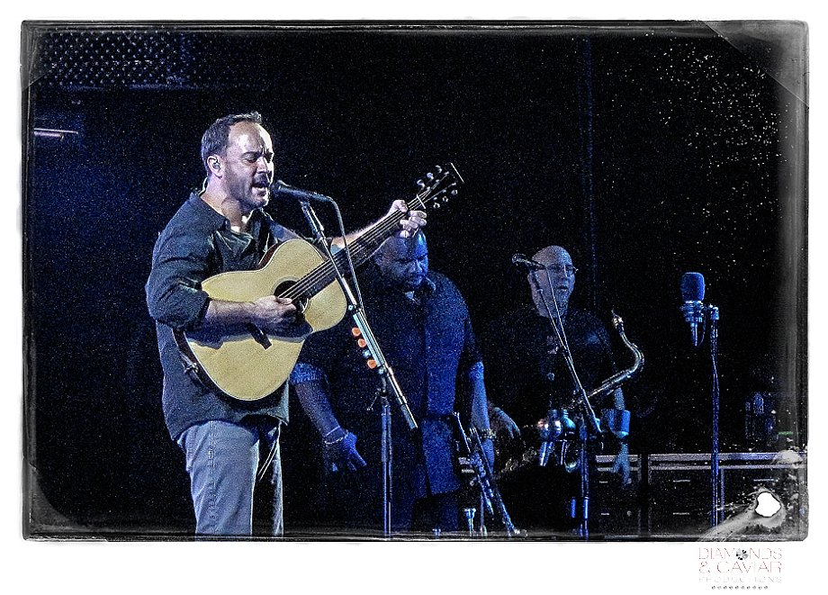 Anthony Sobie photographer Niagara Falls concert Dave Matthews Band