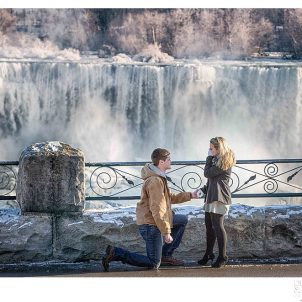 Engagement photography Niagara Falls, Ontario